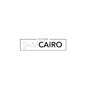 sam cairo design logo